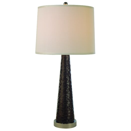 """Trend Lighting Corp. Tinseltown 30"""" H Table Lamp with Drum Shade"""