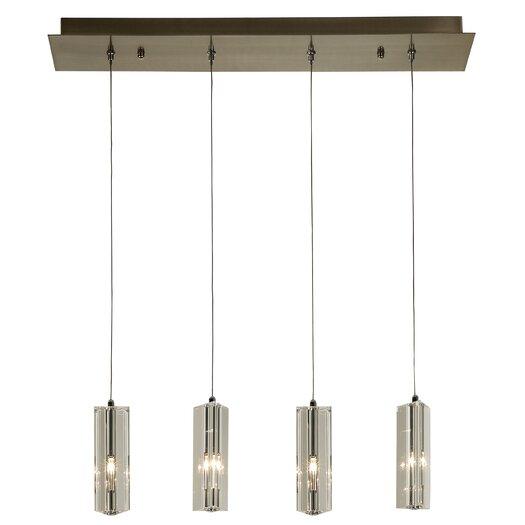 Trend Lighting Corp. Quartet Pendant