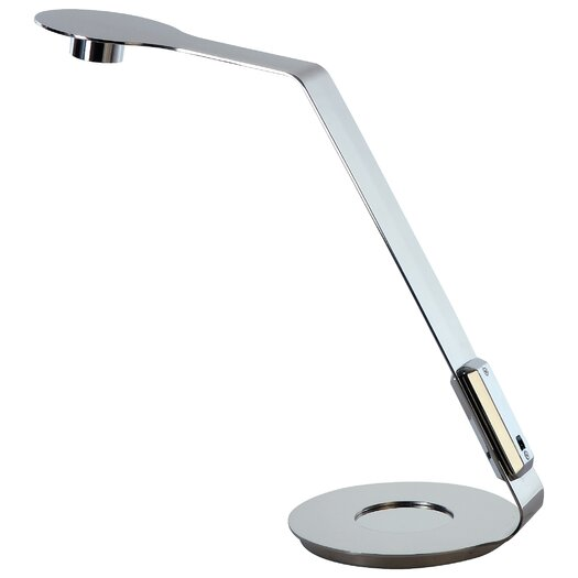 "Trend Lighting Corp. Edgy 15.5"" H Task Table Lamp with Novelty Shade"