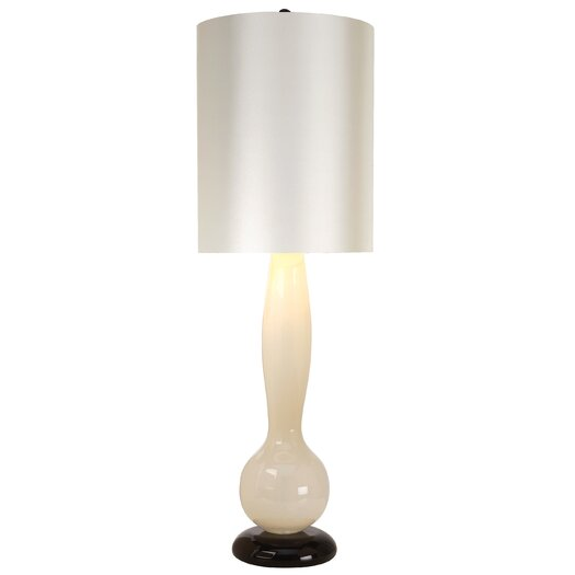 "Trend Lighting Corp. Isis 33.5"" H Table Lamp with Drum Shade"