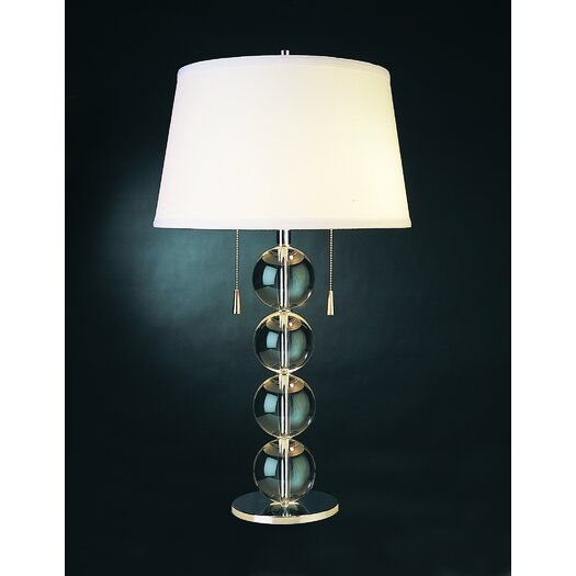 """Trend Lighting Corp. Quattro 29.5"""" H Table Lamp with Empire Shade"""