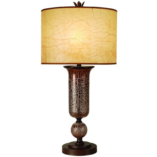 "Trend Lighting Corp. Marquis 33.5"" H Table Lamp with Drum Shade"
