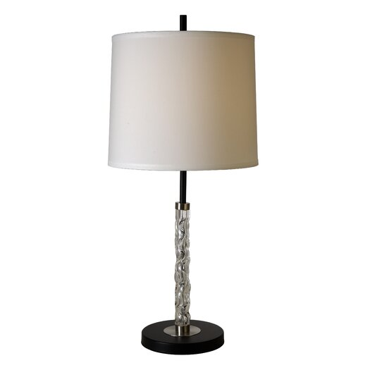"Trend Lighting Corp. Allegro 31"" H Table Lamp with Drum Shade"