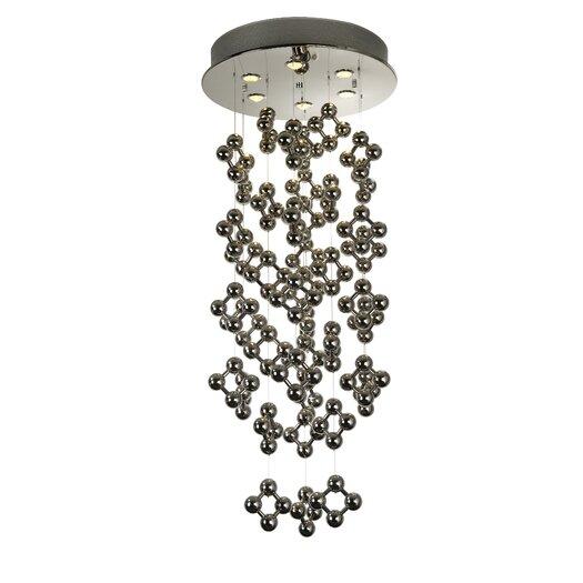 Trend Lighting Corp. Jax 6 Light Chandelier