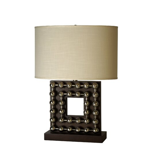 """Trend Lighting Corp. Preston 27"""" H Table Lamp with Drum Shade"""