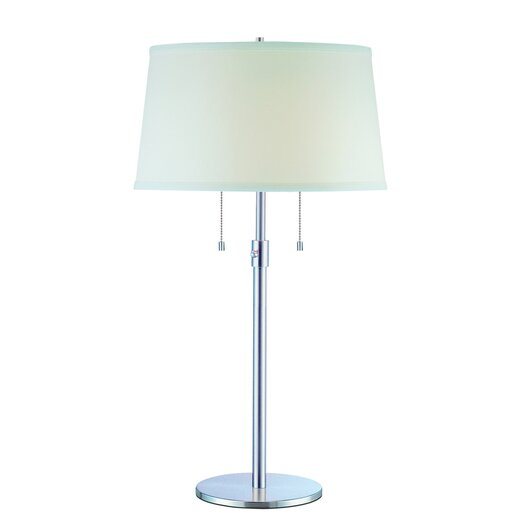 """Trend Lighting Corp. Urban Basic 31"""" H Table Lamp with Empire Shade"""