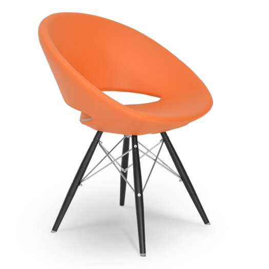 "sohoConcept Crescent 23"" Bar Stool"