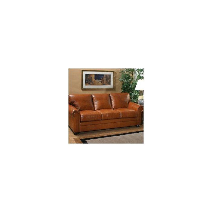 Georgia Leather Sofa: Georgia Leather 3 Seat Sofa Living Room Set