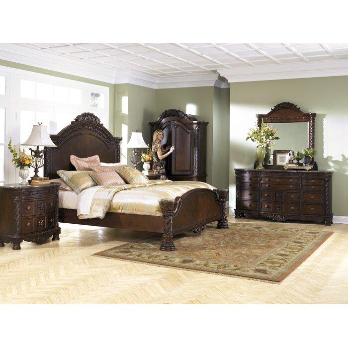 Ashley Furniture Store Kansas City: Signature Design By Ashley North Shore Panel Customizable