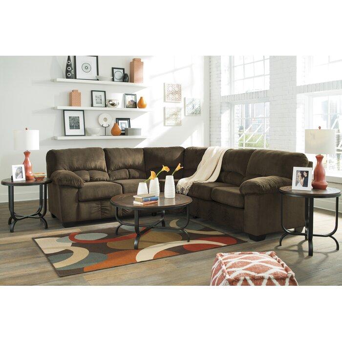 Ashley Furniture Warehouse Richmond Va: Dailey Sectional