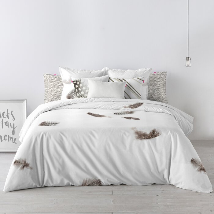 Happy Friday Light Duvet Set