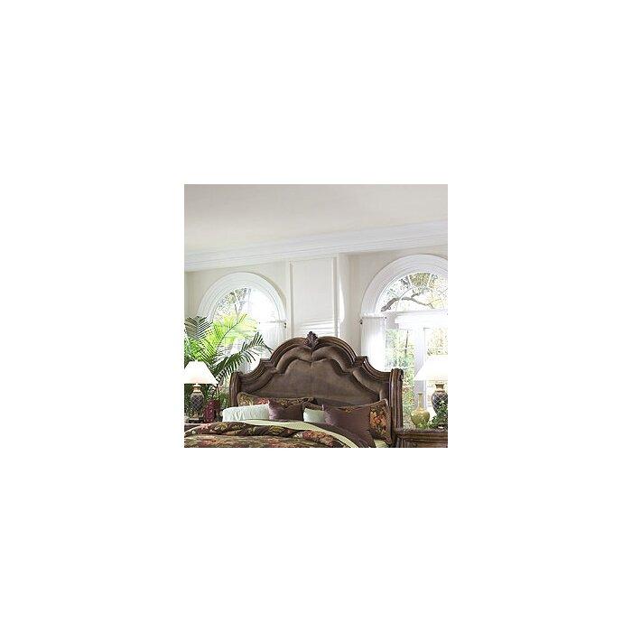 pulaski san mateo panel customizable bedroom set reviews