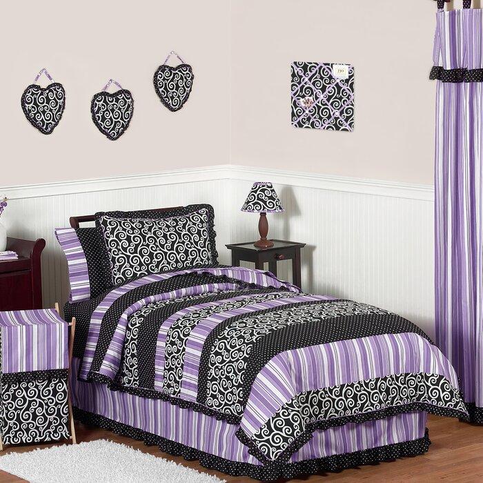 Sweet Jojo Designs Kaylee Bedding Collection