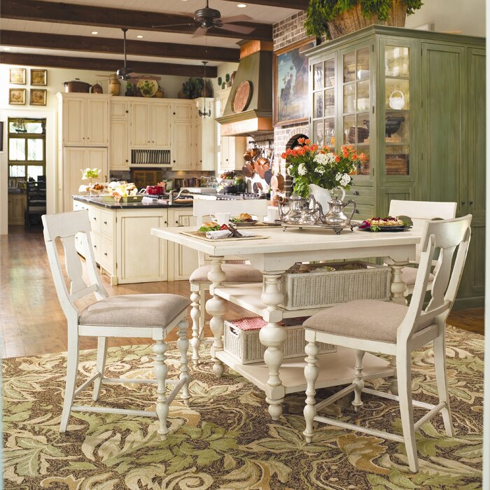 dining furniture kitchen and dining sets paula deen home sku pdh1160