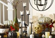 Make Spooky Decor Work Post-Halloween