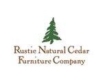 Rustic Natural Cedar Furniture