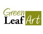 Green Leaf Art