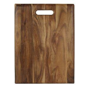 Non-Slip Acacia Cutting Board