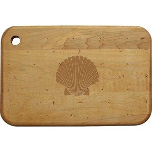 Fan Shell Artisan Cheese Board