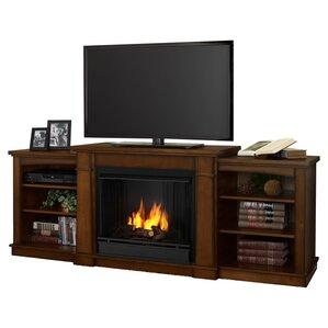 Doris Media Stand & Fireplace
