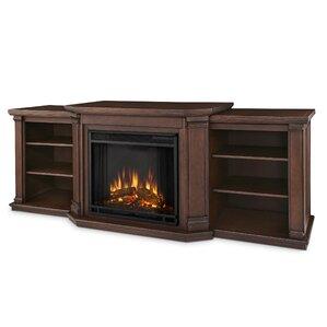 Vanna Media Console & Electric Fireplace