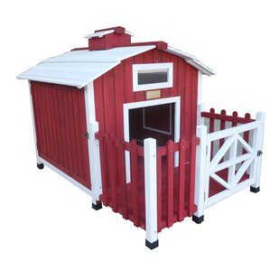 Country Indoor/Outdoor Dog House