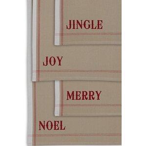 4-Piece Holiday Dishtowel Set