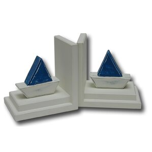 Barco Bookends (Set of 2)