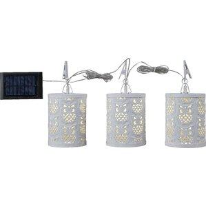 Tory Solar String Light