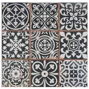"""Nadine13"""" x 13"""" Ceramic Tile"""
