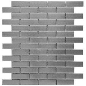 Metro Stainless Steel Subway Tile