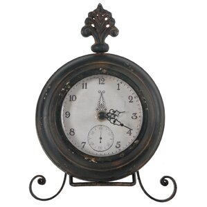 Cotilde Table Clock (Set of 2)
