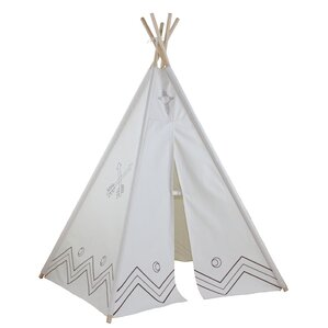 Color-My-Own Teepee