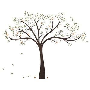Fall Tree Wall Decal