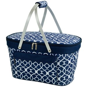 Aria Collapsible Picnic Basket