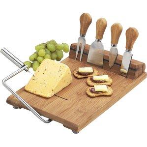 6-Piece Sheila Cheese Board Set