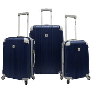 3-Piece Newport Rolling Luggage Set
