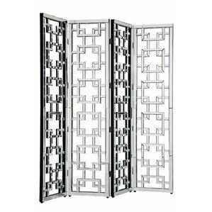 Sarita Mirrored Room Divider