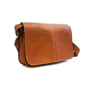Cambridge Leather Messenger Bag