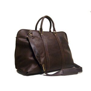 Howell Leather Duffel