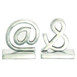 Ryan Bookends (Set of 2)