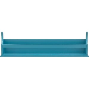 Sally Wall Shelf in Teal