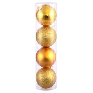 16-Piece Ball Ornament Set