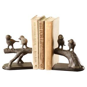 Oiseaux Bookends (Set of 2)