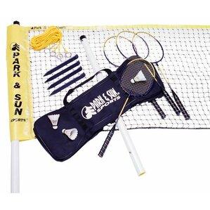 13-Piece Park & Sun Badminton Set