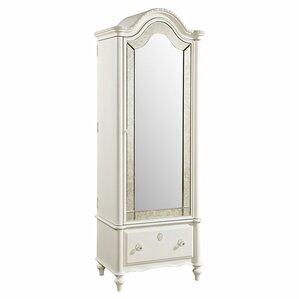 Beth Mirrored Armoire