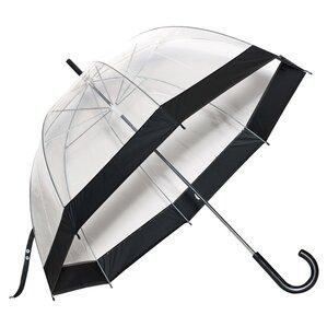 Catriona Bubble Umbrella in Black