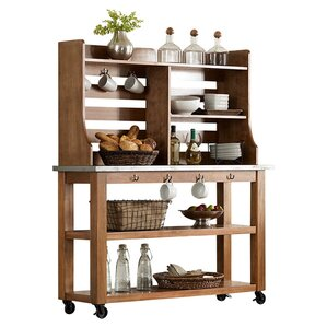 2-Piece Keaton Hutch & Server Set