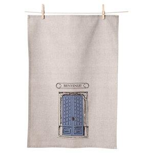 Bienvenue Tea Towel (Set of 4)