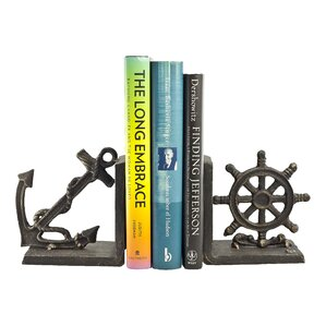 Nautical Bookends (Set of 2)
